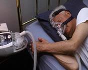 Aparat CPAP pentru apnee de somn