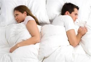 Sforaitul afecteaza viata sexuala